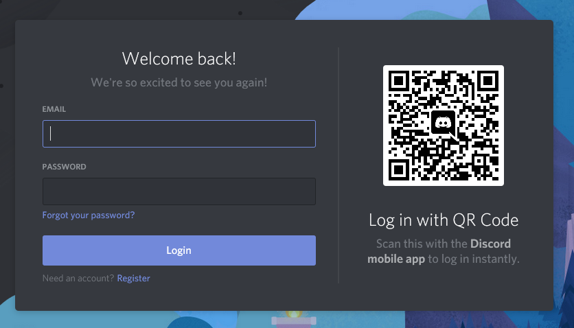Logout Discord and Re Login