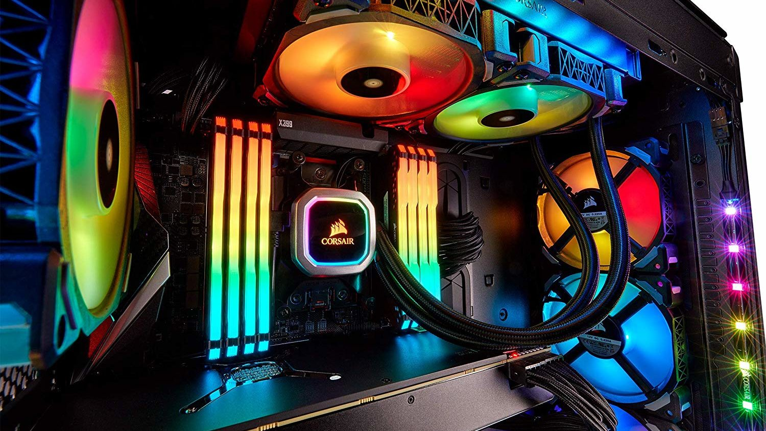 BEST RGB FANS for GAMING PC